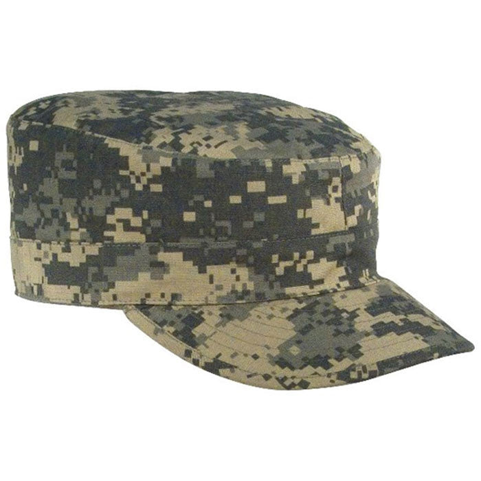 ACU Digital Camouflage - Military Map Pocket Ranger Cap - Ripstop