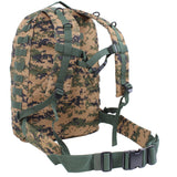 Digital Woodland Camouflage - MOLLE II 3 Day Assault Pack