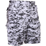 Digital City Camouflage - Military BDU Shorts