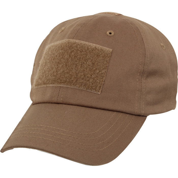 Coyote Brown - Military Adjustable Tactical Operator Cap