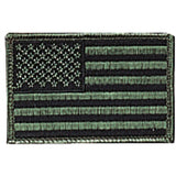 Subdued - US Flag Sew On Patch