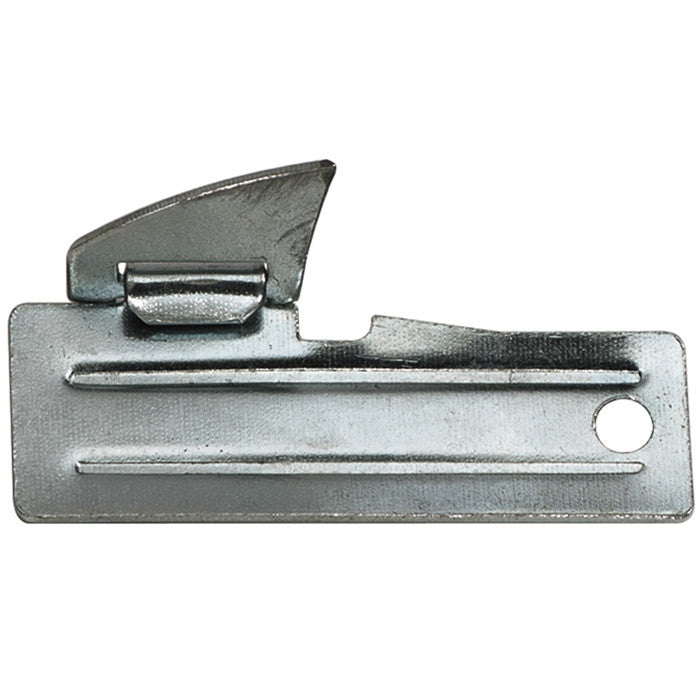 Military Style P-51 Can Openers 2 in. Silver - 100 Pack