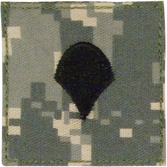 ACU Digital Camouflage - Military Spec-4 Insignia Patch SPEC