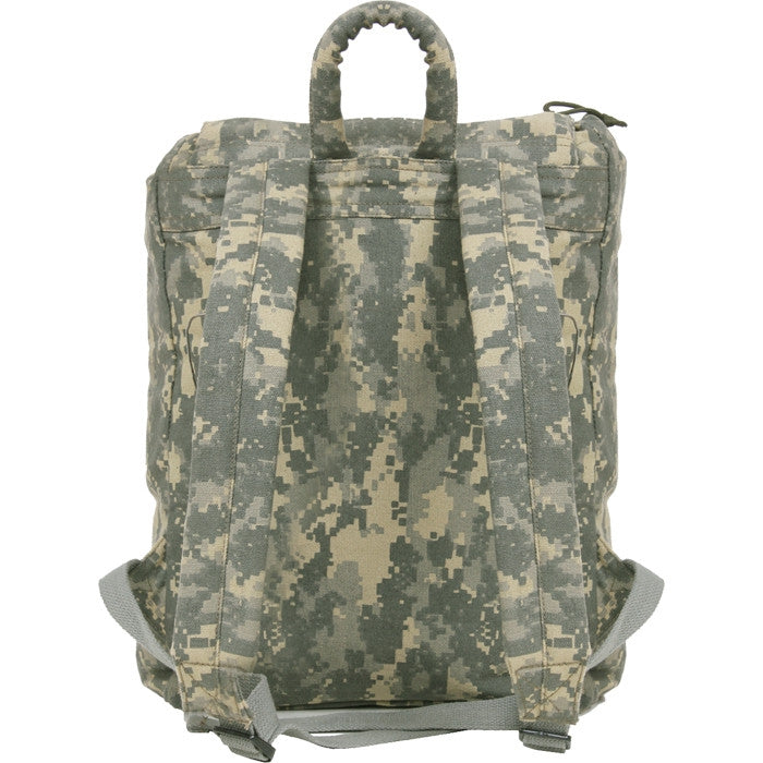 ACU Digital Camouflage - Water Resistant Travel Knap Sack