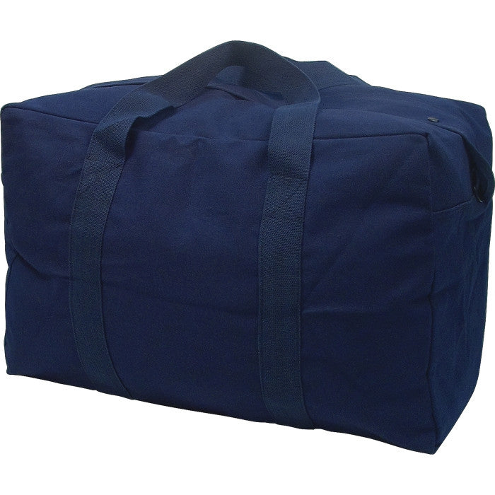 Navy Blue - Military Parachute Traveling Cargo Bag