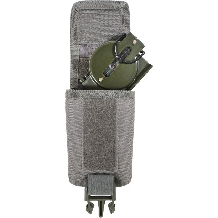 Foliage Green - Tactical MOLLE Compass Strobe GPS Pouch