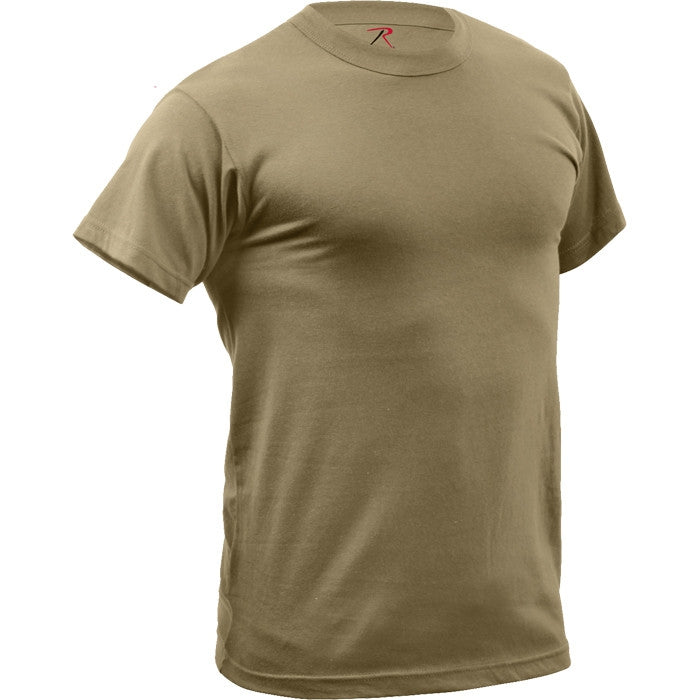 Coyote Brown - AR 670-1 Mil-Spec T-Shirt