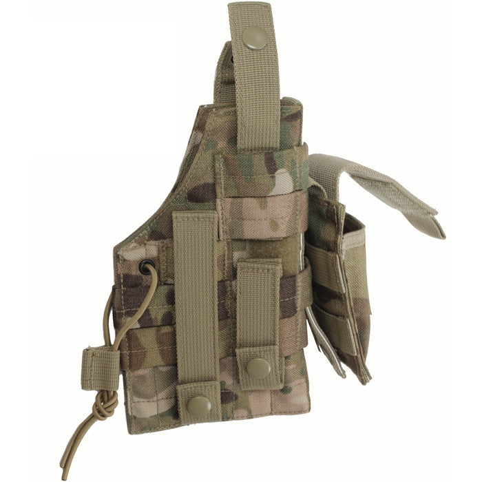 Multicam Camouflage - MOLLE Modular Ambidextrous Holster