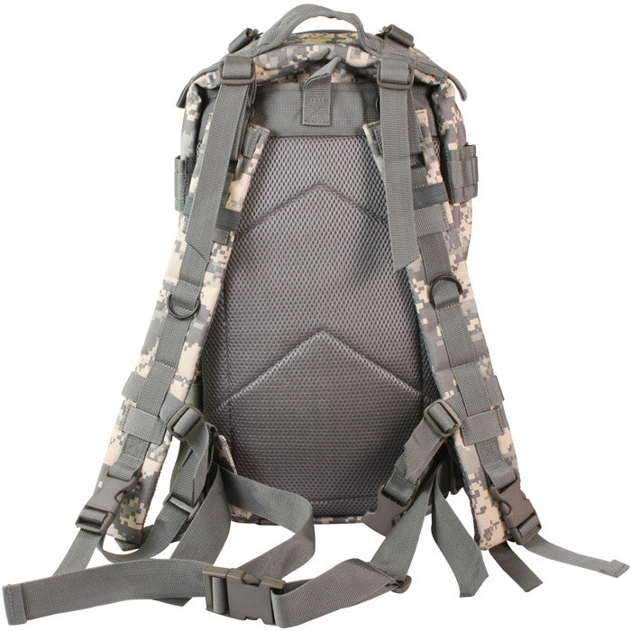 ACU Digital Camouflage - Military MOLLE Compatible Medium Transport Pack