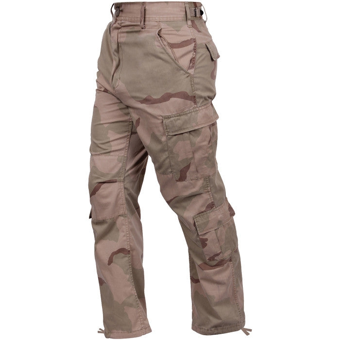 ada7a3ecb6 Tri-Color Desert Camouflage - Military Vintage Paratrooper Fatigues - Army  Navy Store