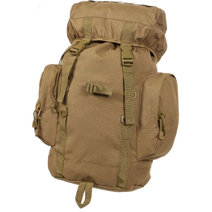 Coyote Brown - 25 Liter Rio Grande Tactical Backpack