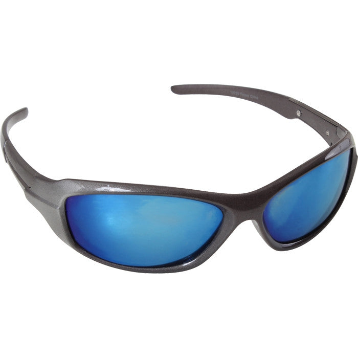 Grey   Blue Mirror - Shooting 9MM Sports Glasses