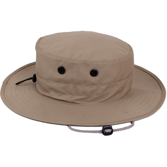 Khaki - Adjustable Boonie Hat