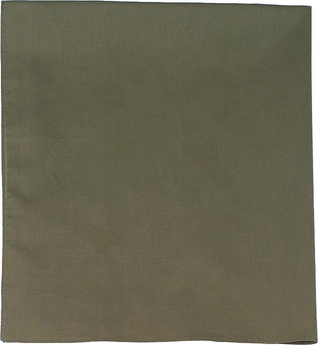 Olive Drab - Jumbo Solid Color Bandana 27 in. x 27 in.
