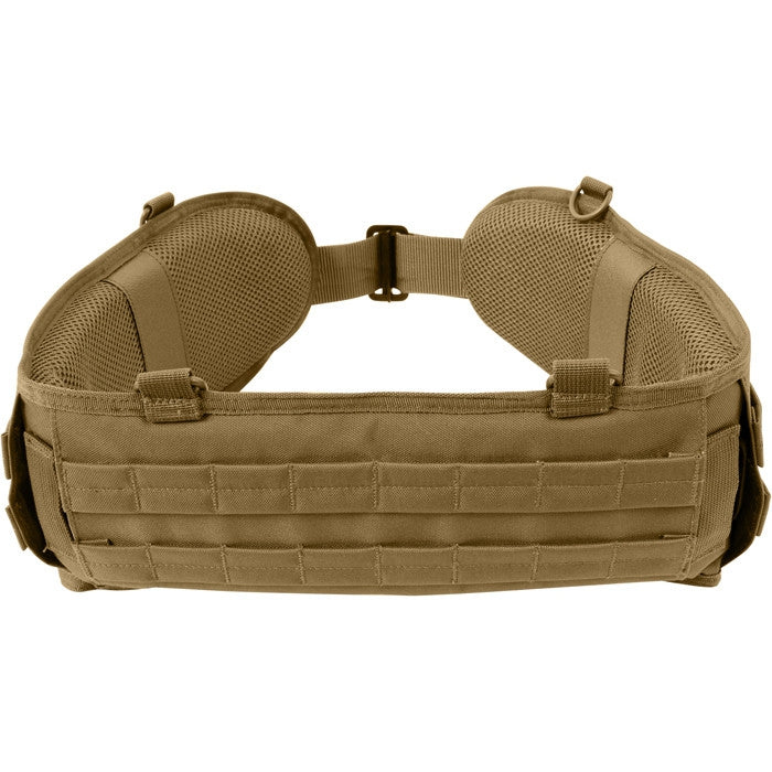 Coyote Brown - Tactical Military Battle Belt