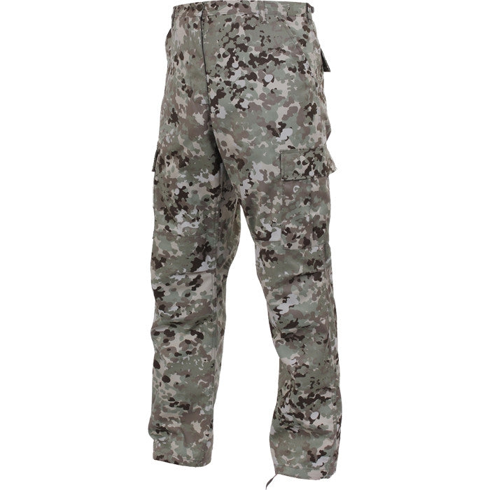 Total Terrain Camouflage - Military BDU Pants - Polyester Cotton