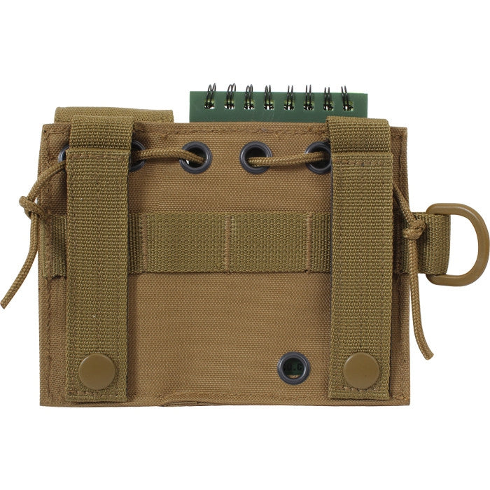 Coyote Brown - Tactical MOLLE Utility Adminsitative Mag Pouch
