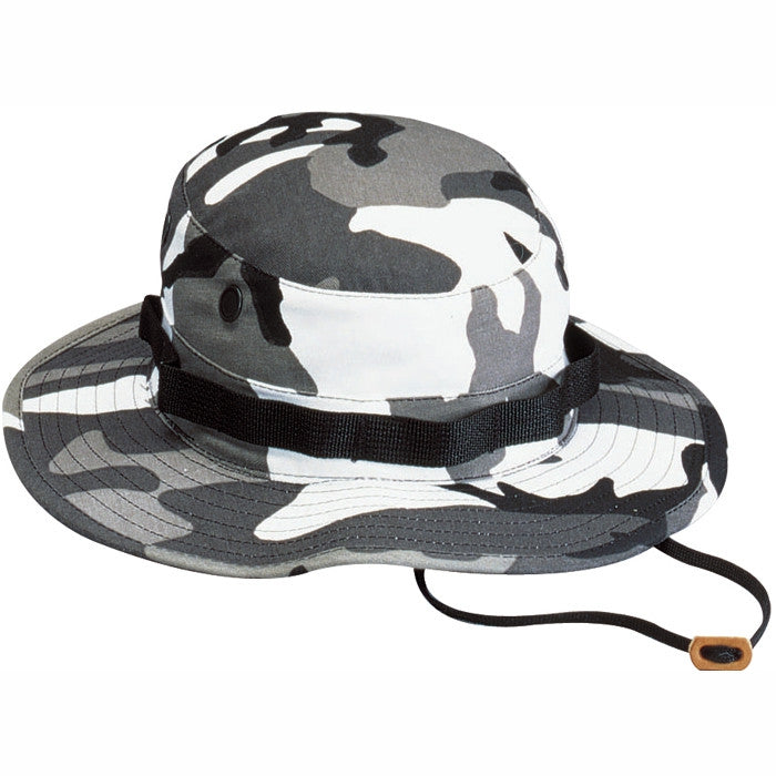 City Camouflage - Military Boonie Hat