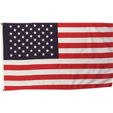 RED WHITE BLUE - US American Flag 2' x 3'