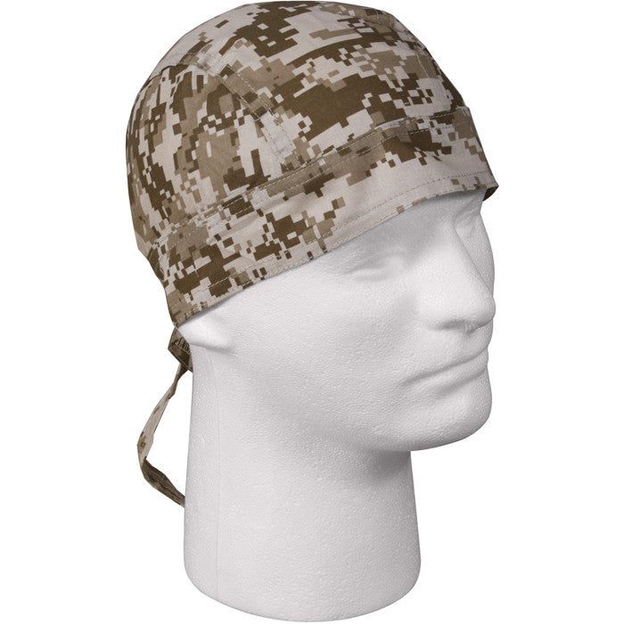 Digital Desert Camouflage - Military Headwrap