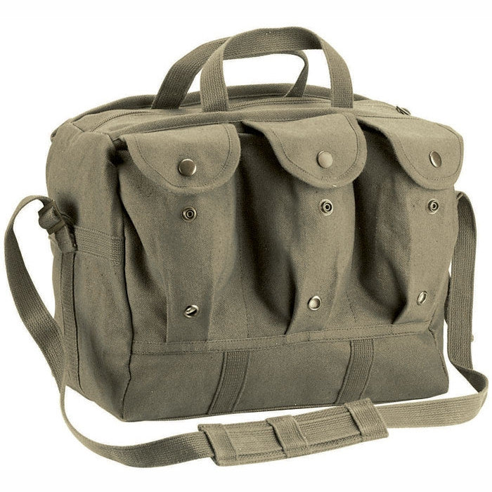 Olive Drab - Public Safety Medical Equipment Mag Bag
