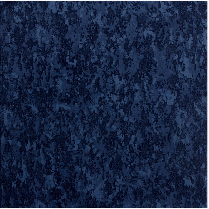 Digital Midnight Camouflage - Military Bandana 22 in. x 22 in.