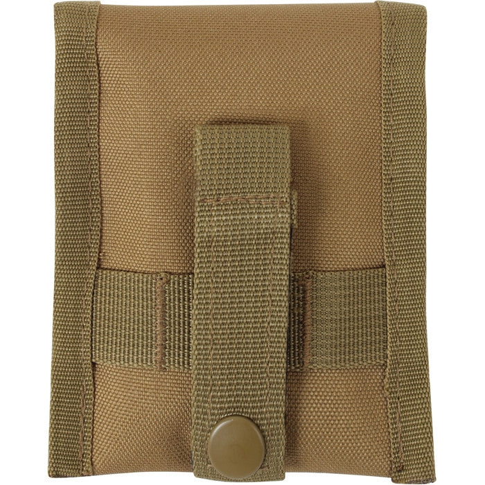 Coyote - MOLLE Compatible Compass Pouch