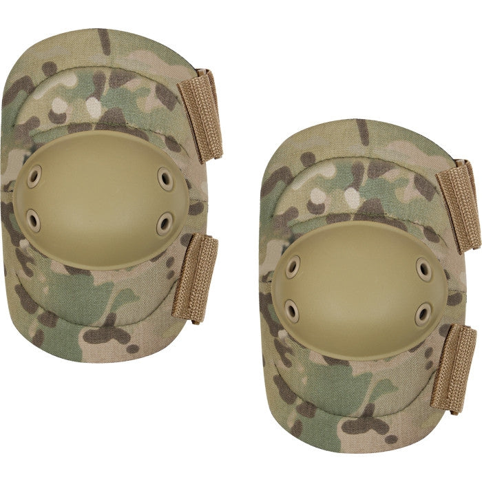 Multicam Camouflage - Multi-Purpose Tactical SWAT Elbow Pads