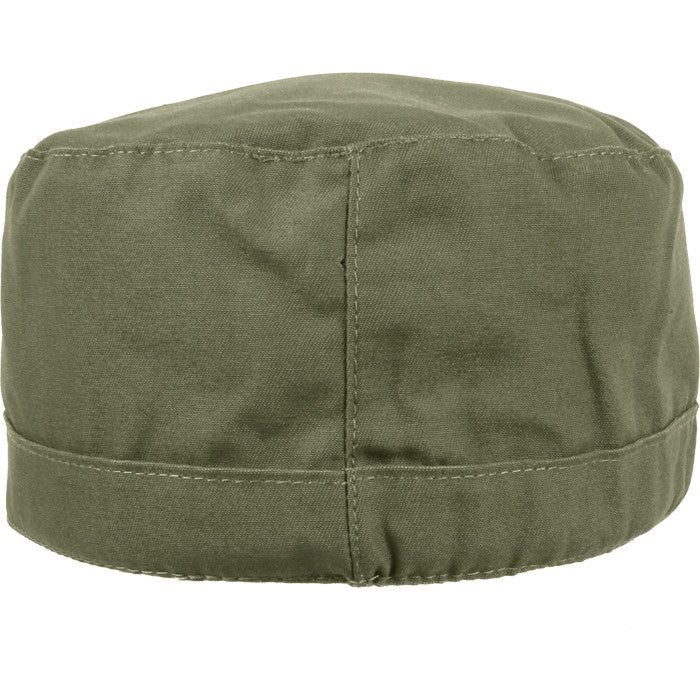Olive Drab - GI Winter Combat Cap with Earflaps