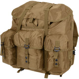 Coyote Brown - GI Type ALICE Pack with Frame 22 in. x 20 in. x 19 in.