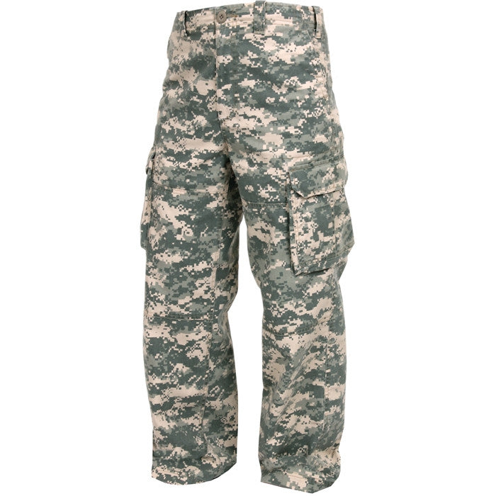 ACU Digital Camouflage - Kids Military Vintage Paratrooper Fatigues