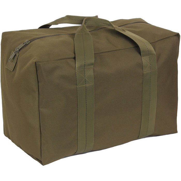 Olive Drab - Military Enhanced Air Force Crew Bag - Nylon