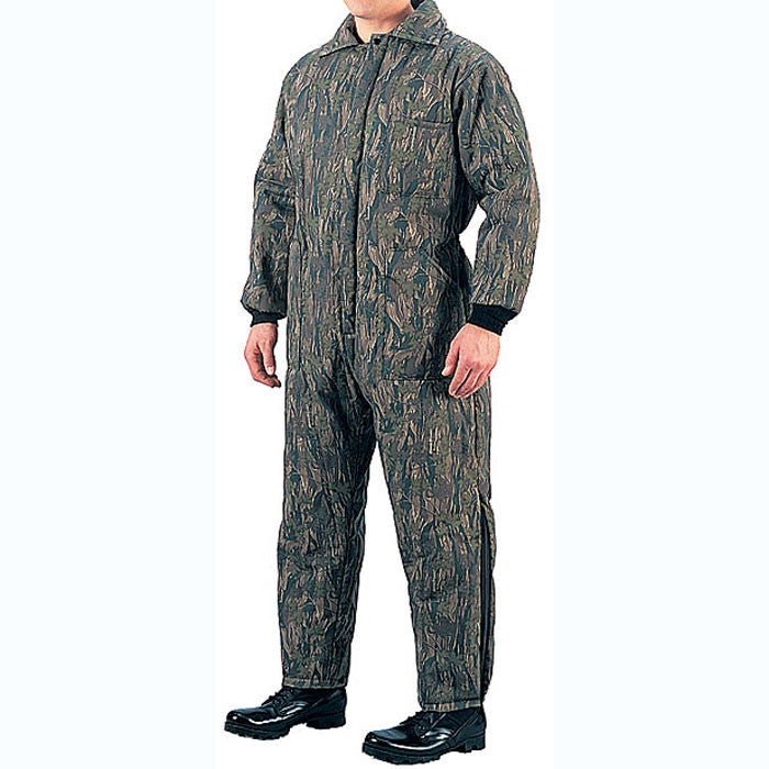 Smokey Branch Camouflage - Outdoor Cold Weather Hunting Insulated Coveralls 702a86f2727