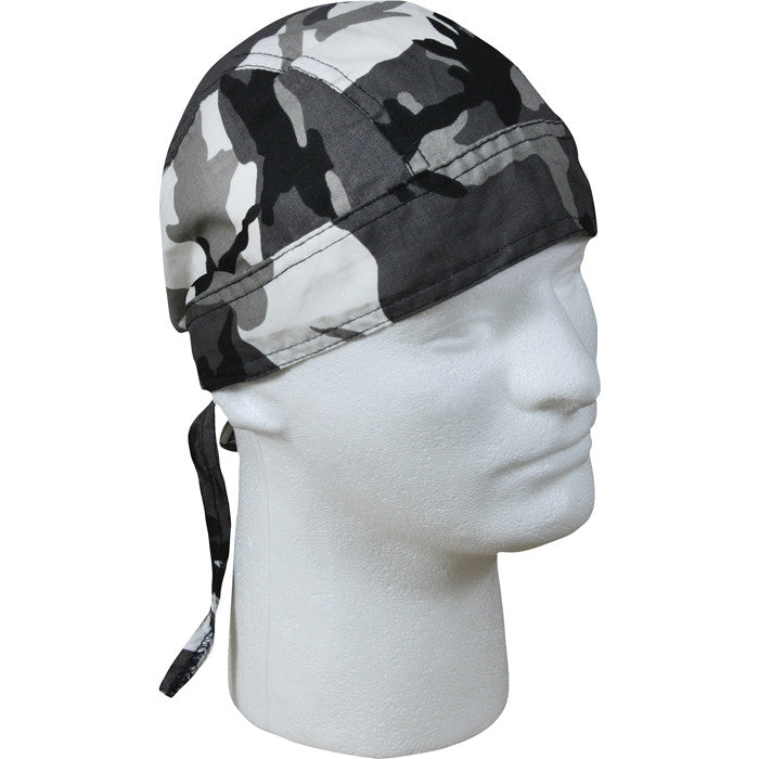 City Camouflage - Military Headwrap