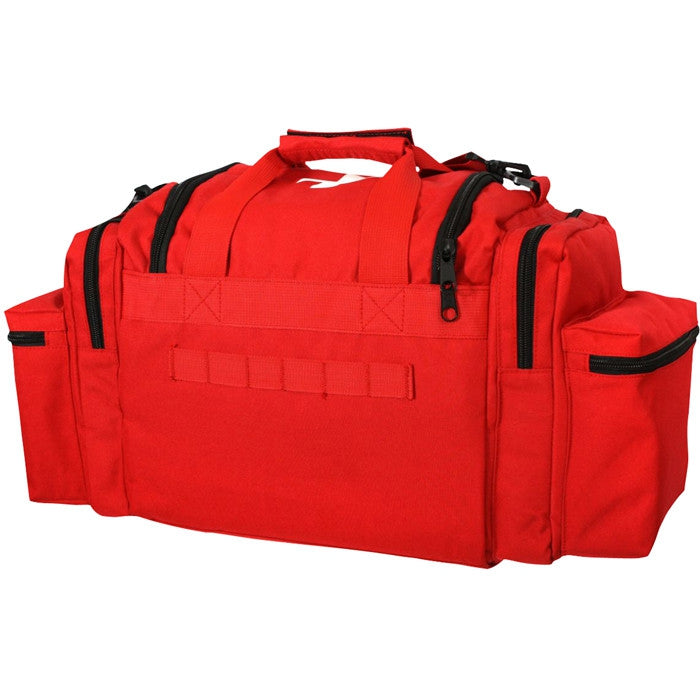 Red - EMT EMS White Cross Tactical Field Bag