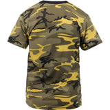 Stinger Yellow Camouflage - Military T-Shirt