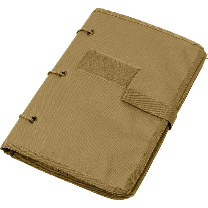 Coyote Brown - Hook & Loop Patch Book
