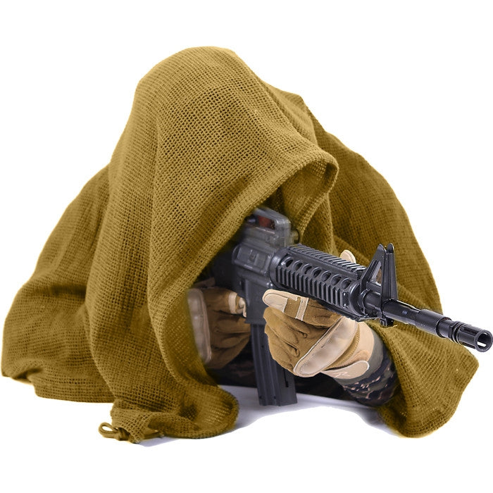 Coyote Brown - Tactical Sniper Veil
