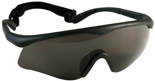 Black - FIRE TEC Interchangeable Sports Glasses