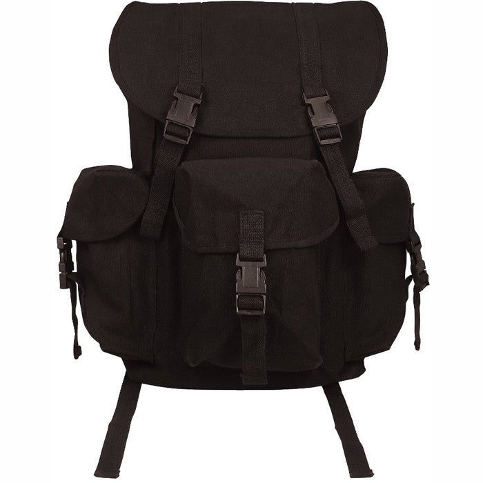 Black - Outfitter Hikers Rucksack