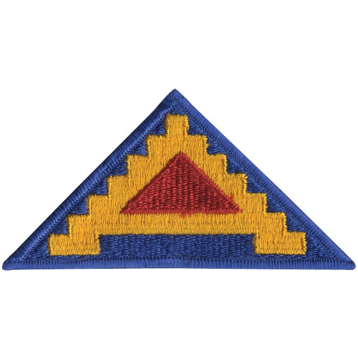 Us Army 7th Army Seven Step To Hell Sew On Patch Army