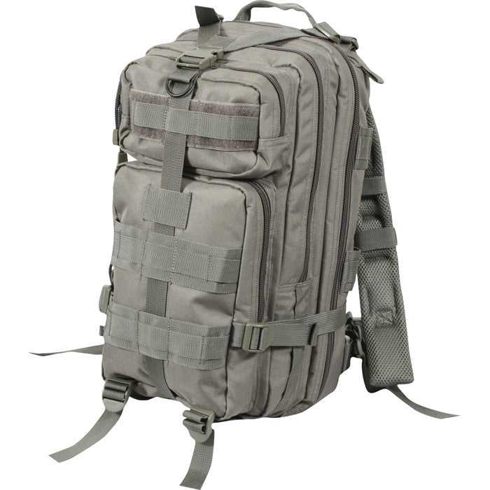 Foliage Green - Military MOLLE Compatible Medium Transport Pack