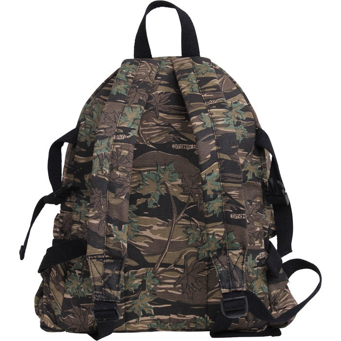 Smokey Branch Camouflage - Military Vintage Mini Backpack