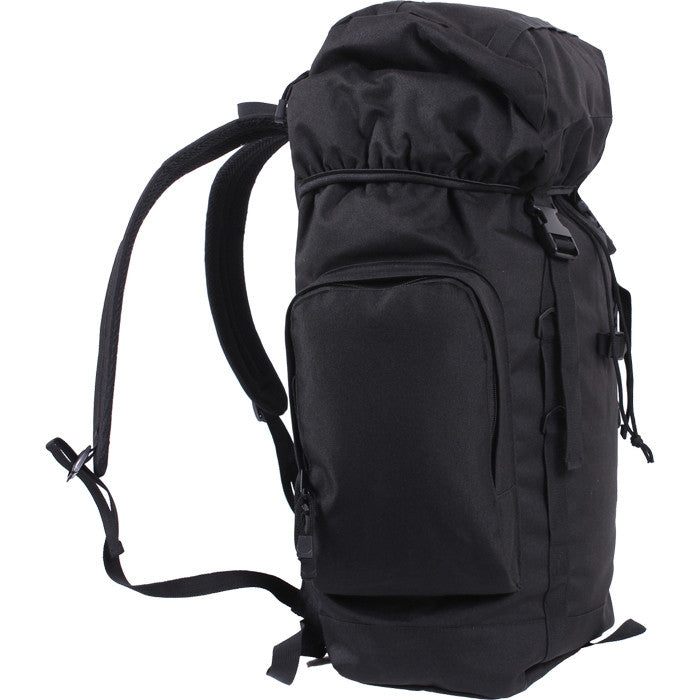 Black - 45 Liter Rio Grande Tactical Backpack