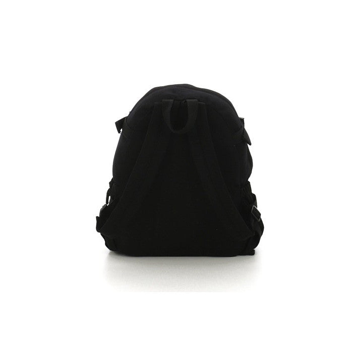 Black - Military Vintage Mini Backpack