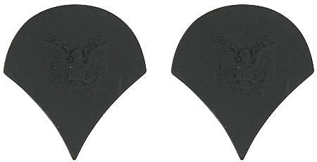 Subdued - Military Spec-4 Pin-On Insignia Pair SPEC