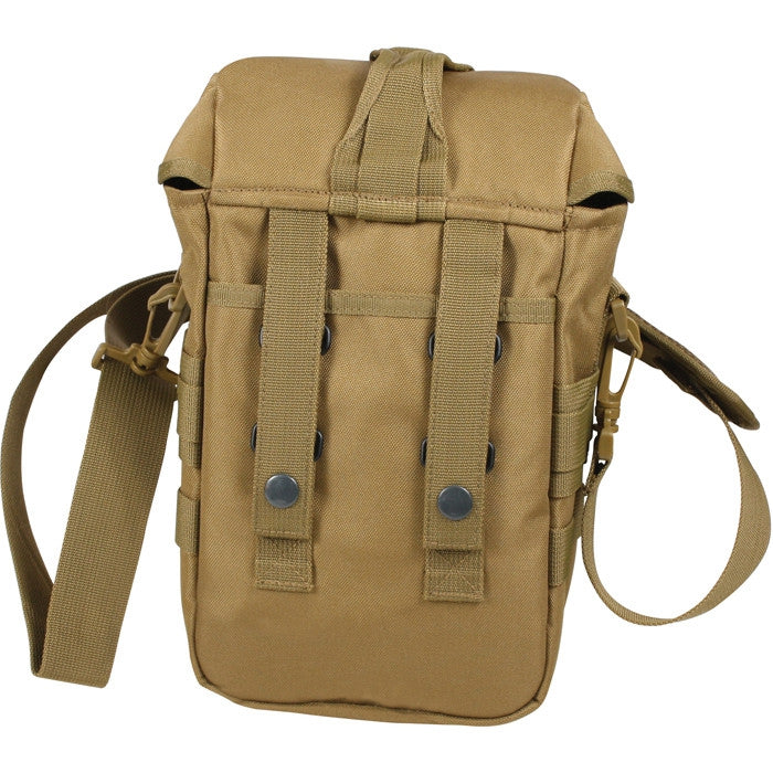 Coyote Brown - Tactical MOLLE Shoulder Bag