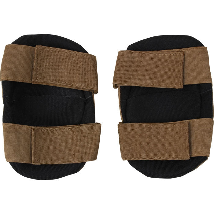 Coyote Brown - Multi-Purpose Tactical SWAT Elbow Pads