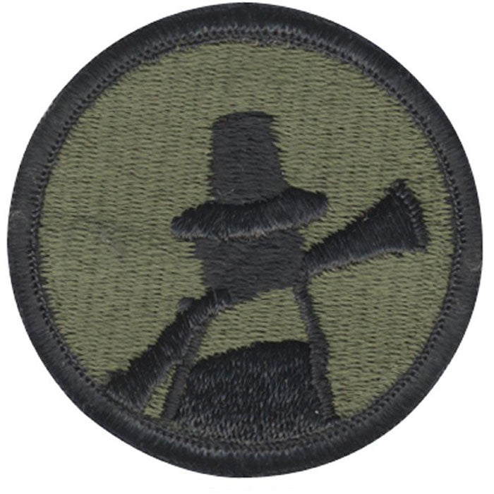 Subdued - US Army 94th Infantry Division Sew On Patch 2.5 in.
