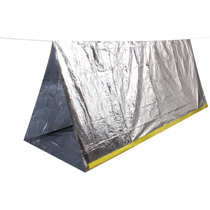 Emergency Reflective Tactical Survival Tent
